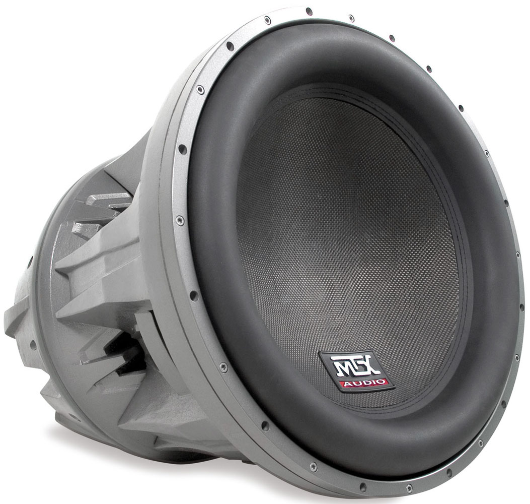 Jackhammer 22 2 Dual Voice Coil Subwoofer Mtx Audio Serious How To Wire Sub About Sound