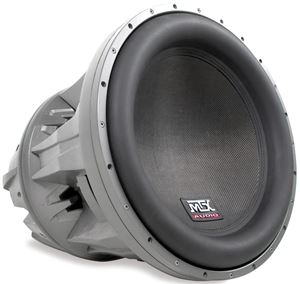 jackhammer car subwoofer mtx audio serious about sound