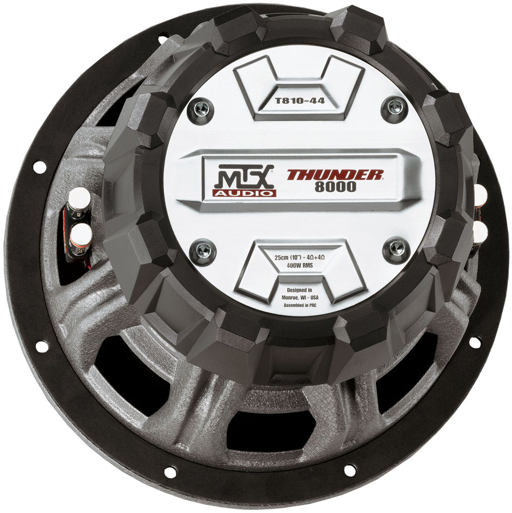 T810 44 Mtx 10 Inch Car Subwoofer Audio Serious About Sound Wiring Additionally Alpine Type R On