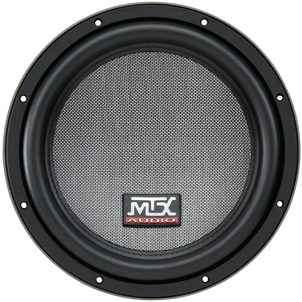 T810 22 mtx 10 inch car subwoofer mtx audio serious about sound picture of t8000 series t810 22 10 inch 400w rms dual 2 ohm subwoofer publicscrutiny Images