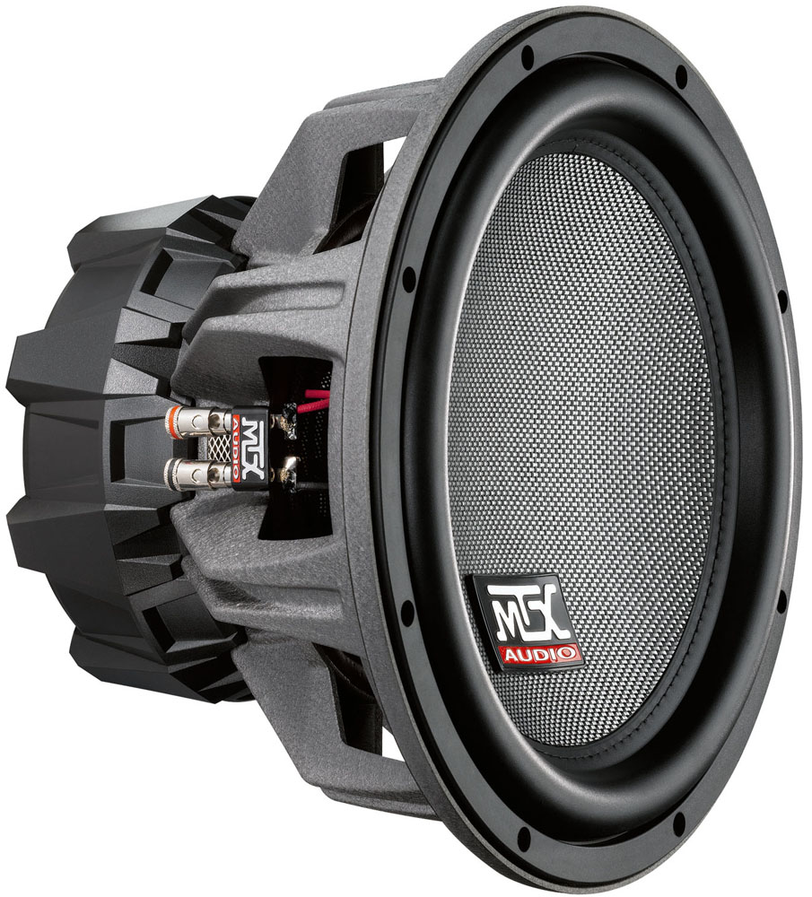T810-22 MTX 10 inch Car Subwoofer | MTX Audio - Serious About Sound®