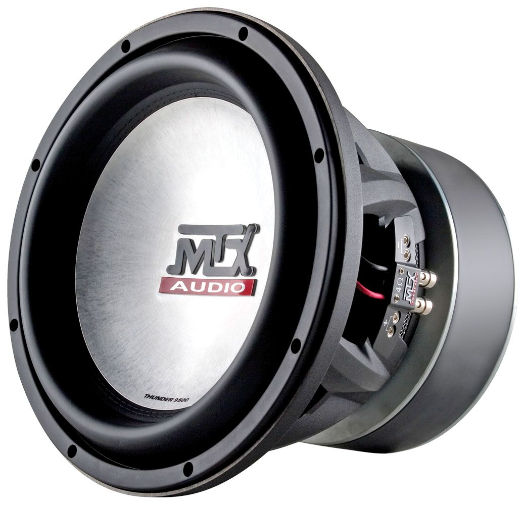 9500 Series 15 4ω Dual Voice Coil Subwoofer Mtx Audio Serious