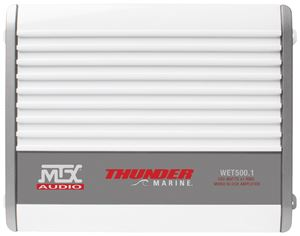 Picture of 500-Watt RMS Mono Block Class D Marine Amplifier
