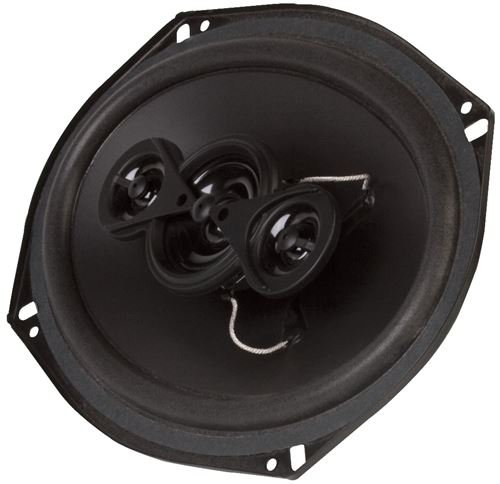Picture of Coustic 694C 6 inch x 9 inch 4-Way 50W RMS 4 Ohm Coaxial Speaker Pair