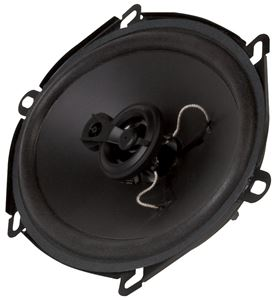 "Picture of 5"" x 7"" 3-Way 45-Watt RMS 4Ω Triaxial Speaker Pair"