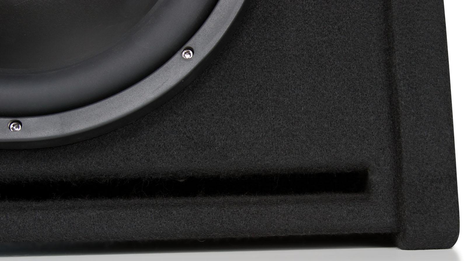 Tnp112d Mtx Car Subwoofer Enclosure And Amplifier Mtx
