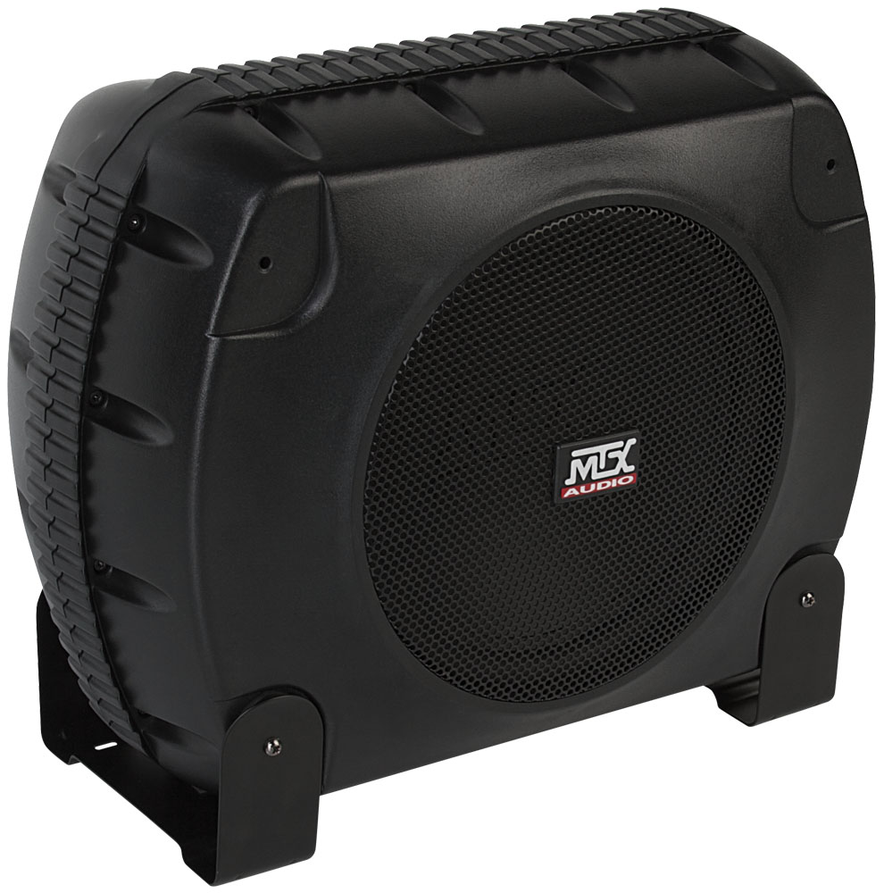 XTL110P Powered Car Subwoofer Enclosure | MTX Audio - Serious About ...