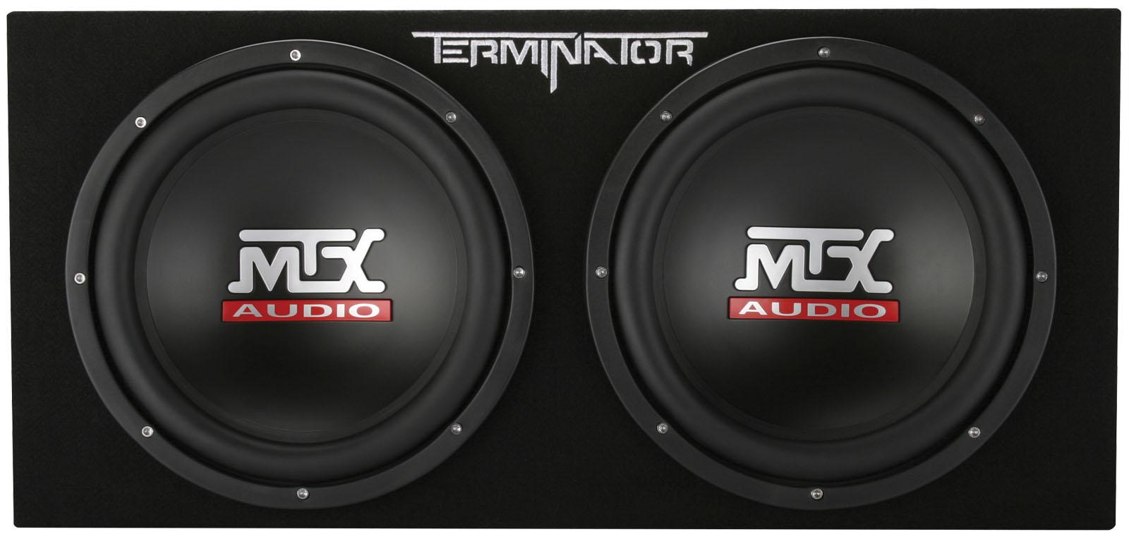 Tnp212d2 Dual 12 Quot Subwoofer Enclosure And Amplifier Party