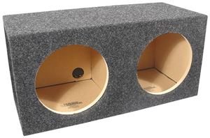 Picture of BS210S Dual 10 inch Sealed Subwoofer Enclosure