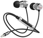 Picture of StreetAudio iX2 BLACK In Ear Headphones - Black