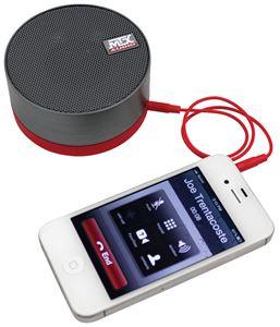 Picture of StreetAudio iP1 ThunderComm Portable Communication and Multimedia Audio System
