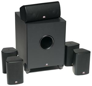 Picture of HTB1 6 Piece 120W RMS Home Theater System