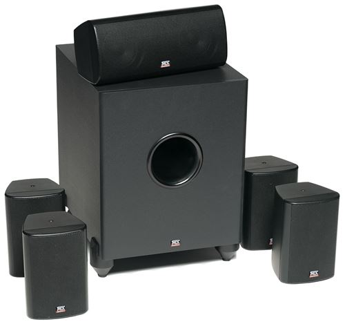Htb1 Mtx 6 Piece Home Theater System Mtx Audio Serious