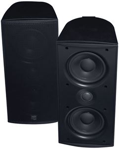 Picture of MODEL MP52B Dual 5 inch 75W RMS8 Ohm Multipurpose Loudspeaker - Black