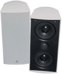 Picture of MODEL MP52W Dual 5 inch 75W RMS8 Ohm Multipurpose Speaker - White