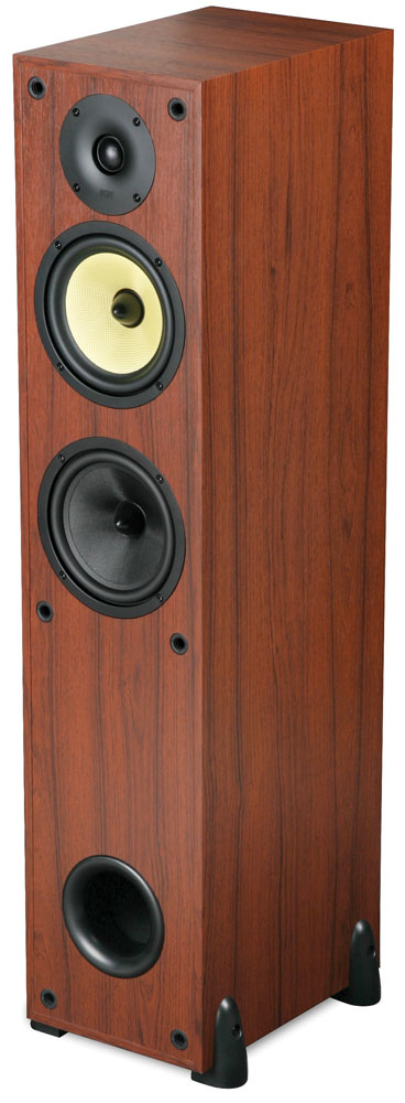 Tp260 Ch Dual 6 5 Quot Dcm Home Theater Tower Speaker Cherry
