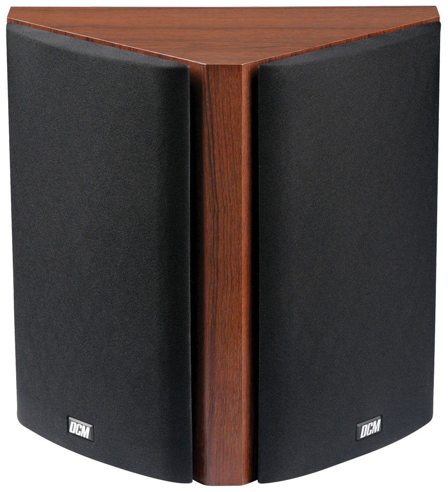 TP160BDP CH 65 100 Watt RMS DCM Bi Pole Di Home Theater Bookshelf Speaker Pair