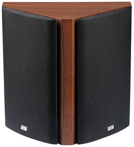Picture of DCM TP160BDP-CH 6.5 inch Bi-Pole/Di-Pole 100W RMS 8 Ohm Bookshelf Speaker Pair - Cherry