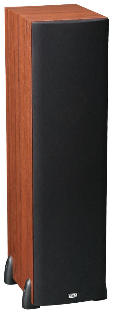 Tp160 Ch 6 5 Quot Dcm Rms Tower Speaker Cherry Mtx Audio