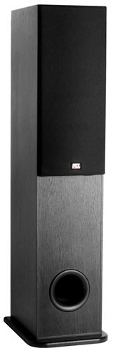 """MONITOR600I Dual 6.5"""" Home Theater Cabinet Speaker Front"""