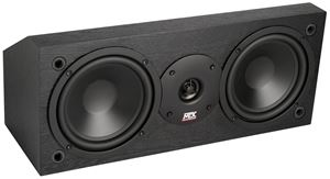 Picture of MONITOR6C Dual 6.5 inch 2-Way 100W RMS Center Channel Speaker