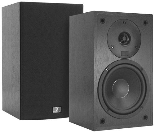 Picture of MUSICA6S  6.5 inch 2-Way 100W RMS Bookshelf Speaker Pair