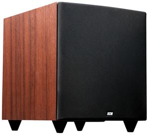 Picture of DCM TB1212-CH 12 inch Cherry Finish Powered Subwoofer