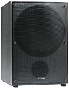 Picture of CT12SW 12 inch 250W RMS Wireless Ready Powered Subwoofer