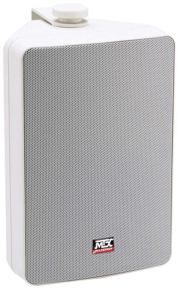 AW52-WH 5 25 inch 100W All Weather White Speaker Pair