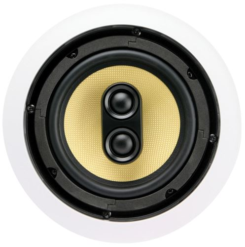 Picture of DCM TD622C 6.5 inch 2-Way 60W RMS 8 Ohm In-Ceiling Loudspeaker with Stereo Input