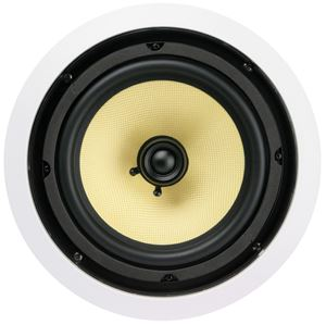 Picture of DCM TD820C 8 inch 2-Way 75W RMS 8 Ohm In-Ceiling Speaker Pair