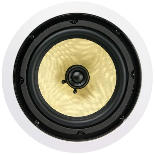 Picture of DCM TD820C 8 inch 2-Way 75W RMS 8 Ohm In-Ceiling Loudspeaker Pair