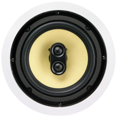 Picture of DCM TD822C 8 inch 2-Way 75W RMS 8 Ohm In-Ceiling Speaker with  Stereo Input