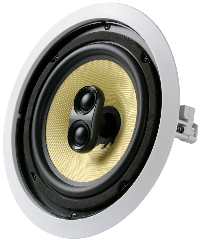 Td822c 8 Quot Dcm 8 Ohm Dual Voice Coil In Ceiling Speaker