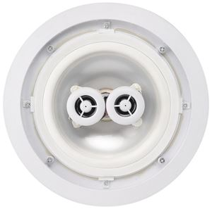 Picture of H Series H622AW 6.5 inch 2-Way 35W RMS 8 Ohm All Weather In-Ceiling Speaker with Stereo Input