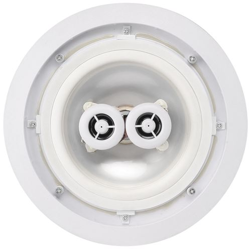 Picture of H Series H622AW 6.5 inch 2-Way 35W RMS 8 Ohm All Weather In-Ceiling Loudspeaker with Stereo Input