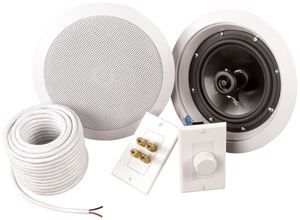 Picture of MUSICA ADZ612C 6.5 inch 2-Way In-Ceiling Add A Zone Speaker Kit
