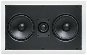 Picture of MUSICA M2525LCR Dual 5.25 inch 2-Way 65W RMS 8 Ohm In-Wall LCR Speaker