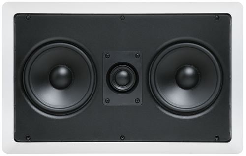 Picture of MUSICA M2525LCR Dual 5.25 inch 2-Way 65W RMS 8 Ohm In-Wall LCR Loudspeaker