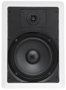 Picture of MUSICA M612W 6.5 inch 2-Way 50W RMS 8 Ohm In-Wall Loudspeaker Pair