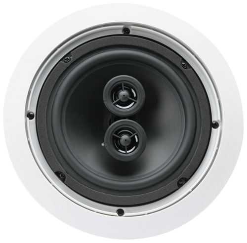"Dual Voice Coil Ceiling Speaker: M622C 6.5"" MUSICA 8-Ohm Dual Voice Coil In-Ceiling Speaker"