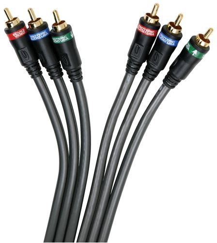 Picture of E2 Series ECVK2-5M 5 Meter Component Video Interconnect