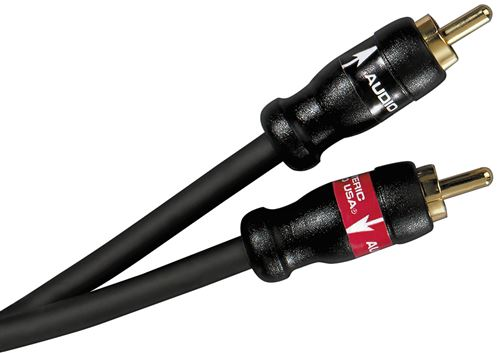 Picture of A1 Series A1-3M 3 Meter Audio RCA Interconnect