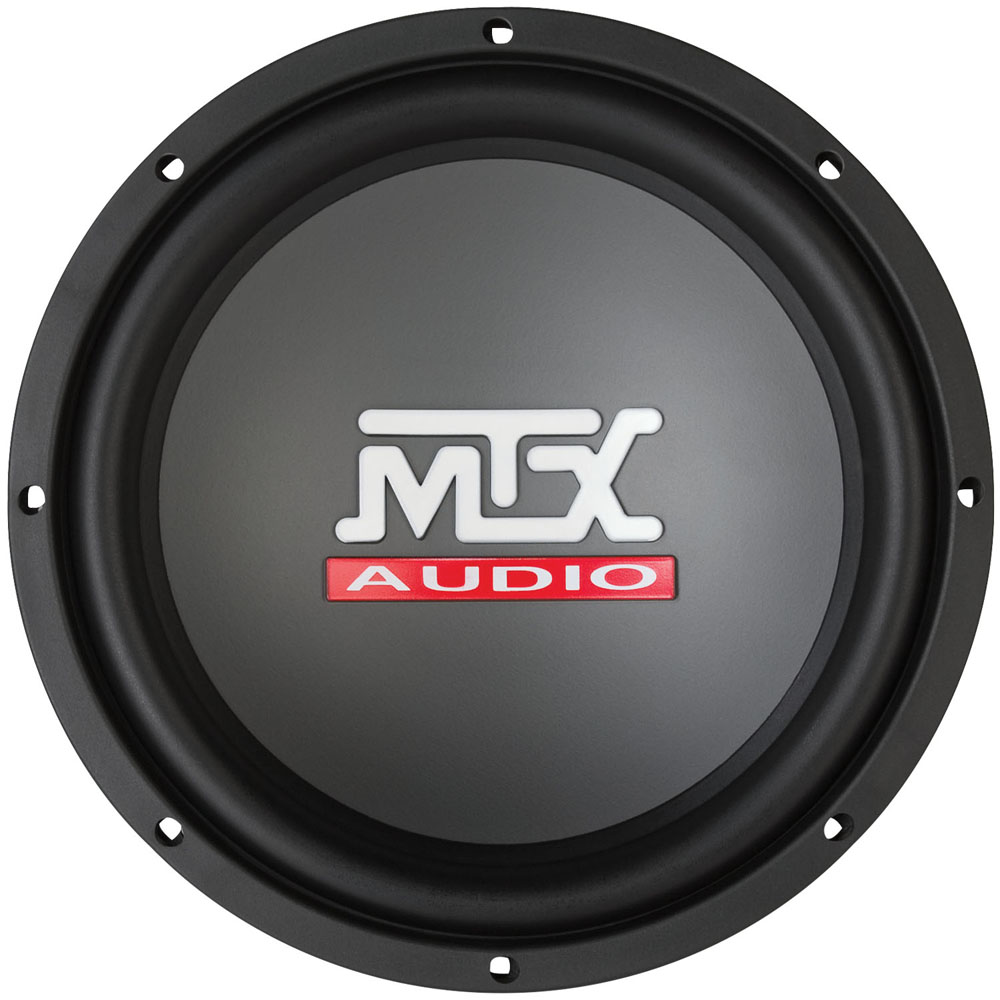 Rts10 04 roadthunder 10 250 watt rms car audio subwoofer mtx picture of roadthunder rts10 04 10 inch 250w rms 4 ohm subwoofer publicscrutiny Images