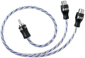 Picture of MTX StreetWires ZN5Y2F 1M/2F Y-Adaptor Cable