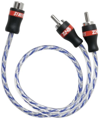 Picture of MTX StreetWires ZN5Y2M 1F/2M Y-Adaptor Cable