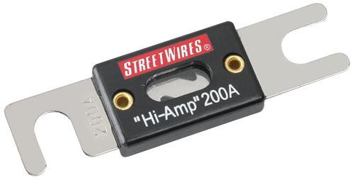 Picture of MTX StreetWires FSANL200 200 Amp ANL Style Fuse