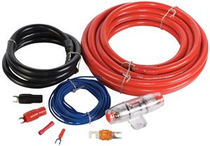 Picture of MTX StreetWires ZN1K-04 4 AWG Amplifier Kit