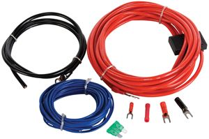 Picture of MTX StreetWires ZN1K-10 10 AWG Amplifier Kit