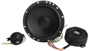 "Picture of 6.5"" 2-Way 150-Watt RMS Component Speaker Pair"
